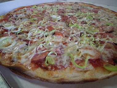 Pizza Gargano